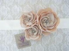 wedding dress belts - Google Search