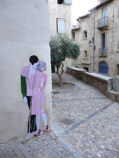 La Huella que el amor, el sexo y la pasión deja en las calles parisinas