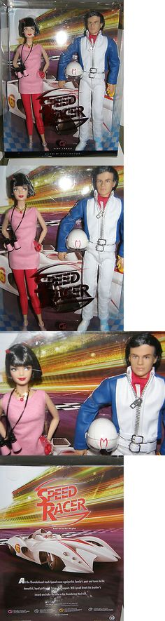 Speed Racer 19244: Barbie Ken And Barbie Speed Racer 1997 Mattel Box Set Collector -> BUY IT NOW ONLY: $60 on eBay!