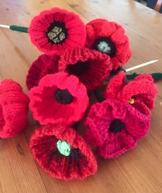 We are now making poppies for our Chelsea Flower Show sojourn next May ... 20,000 stems are needed for our display.  It will be amazing. If you are making specifically for Chelsea, please use eithe...