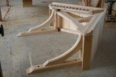 E R Norton amp Son English period style handmade furniture