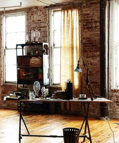 INDUSTRIAL HOME DECOR ON A BUDGET