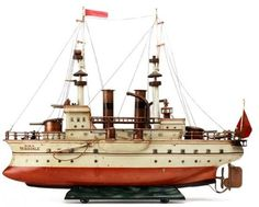 HMS Terrible: Most Expensive Toy Sold in UK