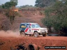 Image result for pajero dakar 1985