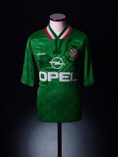 7421ecea0 1994 Ireland Home Shirt M Ireland Homes