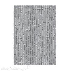 Classeur gaufrage labyrinthe Spellbinders Bossabilities    Découpe et gaufrage pour vos faire part et cartes de scrapbooking avec les dies