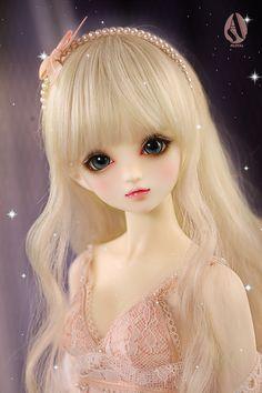 female dress/Shuiyang,AS- Clothes Anime Dolls, Bjd Dolls, Girl Dolls, Cute Girl Hd Wallpaper, Cute Wallpapers, Pretty Dolls, Beautiful Dolls, Little Girl Photography, Cinderella Doll