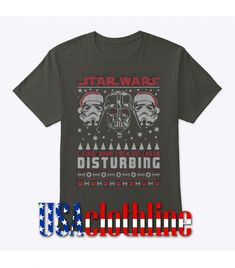 About I Find Your Lack of Cheer Christmas Star Wars T-Shirt.This T-shirt is Made To Order, we print one by one so we can control the quality. Barcelona Fc Logo, Star Wars Christmas, Star Wars Tshirt, I Found You, Direct To Garment Printer, Cheer, Finding Yourself, Stars, My Style