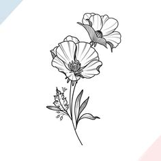 Pin by 吴 阿 叔 on pattern flower tattoo designs, tattoo drawin Floral Tattoo Design, Flower Tattoo Designs, Flower Tattoos, Kunst Tattoos, Body Art Tattoos, Small Tattoos, Tattoo Sketches, Tattoo Drawings, Art Drawings