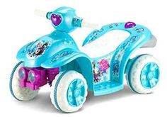 Disney Frozen Anna Elsa Quad Ride On Car 4 Wheels Battery Operated Toddler Girl - http://hobbies-toys.goshoppins.com/electronic-battery-wind-up-toys/disney-frozen-anna-elsa-quad-ride-on-car-4-wheels-battery-operated-toddler-girl/