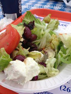 Greek Food at Greek Fest