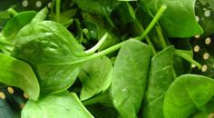 I Love Health | Recept: spinaziesoep met munt | http://www.ilovehealth.nl