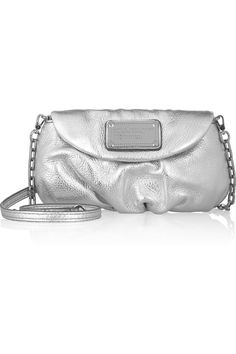 Marc by Marc Jacobs - Karlie textured-leather shoulder bag
