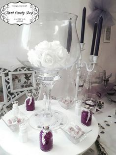 Hard Candy, Sweet, Table, Candy Bar Wedding, Candy, Tables, Desk, Tabletop, Desks