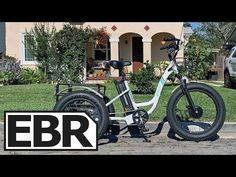 Emojo Caddy Electric Tricycle | Electric Bike | Emojo Bikes – Electric Boarding Company Electric Tricycle, Folding Electric Bike, Electric Skateboard, Electric Scooter, Front Brakes, Rear Brakes, Mini Bike, Back Seat, Bicycles