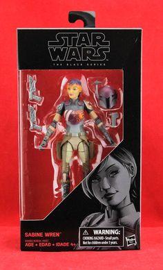 Sabine Wren Star Wars the Black Series 6