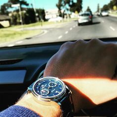 Owners pics - @aaaarmin87 taking his Portsea on the road | #melbournewatch #melbourne #watches #wruw #wristgame #watchuseek #watchesofinstagram #wornandwound #microwatches #practicalwatch #horology #dapper #mensfashion #style #timepieces #australian
