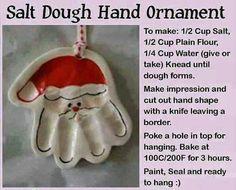 Hand ornaments