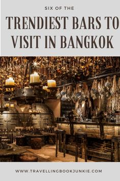Do you like to go to a trip, as much as I do? We are pretty sure, the answer is yes :-) you will see some guidance about Bangkok Thailand. Have fun the article. Have fun your vacation in Bangkok. Bangkok Thailand, Bangkok Bar, Thailand Vacation, Visit Thailand, Best Bars In Bangkok, Bangkok Restaurant, Bangkok Shopping, Thailand Honeymoon, Pattaya Thailand