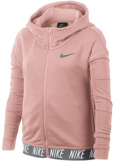 b7eb02c3988e Nike Big Girls Zip-Up Dry Training Hoodie   Reviews - Sweaters - Kids -  Macy s