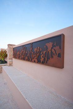 Corten Water | Lump Sculpture Studio specializing in Corten Steel: February 2012
