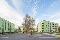 Renewal-of-a-1950s-housing-complex-06 « Landscape Architecture Works | Landezine