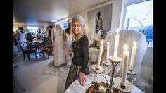Designer Judith Bech pynter til jul -smp.no