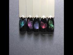 ЭФФЕКТ ГАЛАКТИКИ на ногтях за 10 СЕКУНД /Дизайн ногтей для НАЧИНАЮЩИХ и ЛЮБИТЕЛЕЙ красивого маникюра - YouTube
