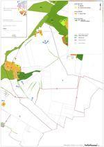 PLUI COmmuanuté d'Agglomération de Saint-Quentin - Zonage - Plan par communes