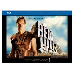 Ben-Hur (50th Anniversary Ultimate Collector's Edition) [Blu-ray] (2006)