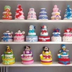 babymuu Atölyemizin rafları. #bezpasta #diapercake #kadıköy #hediyelik #yenidoğan