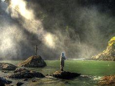 Snoqualmie Falls, Washington  Photograph by Bill Hinton