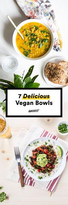 We'll meet you at the bottom. #vegan #comfortfood #recipes https://greatist.com/eat/vegan-comfort-food-recipes
