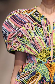 Manish Arora Fall 2010 - Details                                                                                                                                                                                 More
