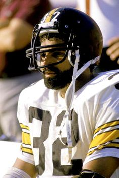 Franco Harris Pittsburgh Steelers Hall of Fame