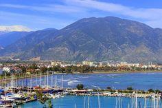 Antalya/Finike Yat Limanı.  Fotoğraf: N. Vanlıoğlu