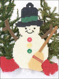 Jolly Snowman Wall Hanging - #FP00559