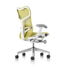 Mirra 2 Chair (Lime Green) - Herman MIller