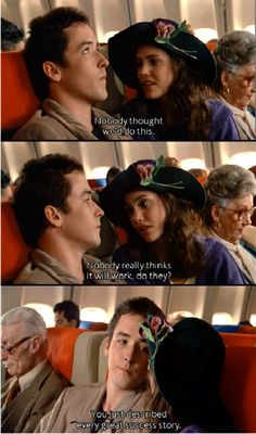 Well I can't make your life an film, but I can give you a post all about film! Yep the My Favorite Movie Lines List is back, but this time it has some serious flavor! High School Movies, 80s Movies, Great Movies, Love Movie, Movie Tv, Movies Showing, Movies And Tv Shows, 10 Things I Hate About You, Grease