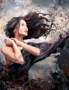 The secret of painted photos - Digital Arts