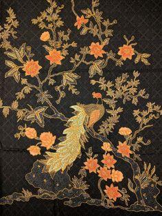 Desain Batik Tulis - Eza Batik Batik Fashion, Fashion Art, Textile Design, Design Art, Batik Art, Batik Pattern, Pattern Design, Doodle, Fabric