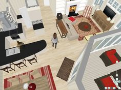 Take your property listings to the next level with Live 3D Floor Plans from RoomSketcher! Engage your customers with great floor plan visualization and interactive viewing features. http://www.roomsketcher.com/features/live-3d-floor-plans/ #propertymarketing #propertynews #realestate #floorplans