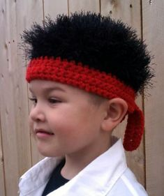 Ravelry: Jake and Lizzy pattern by Heidi Yates ( Bill wants me to make this for my bald Daddy LOL)