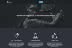 Check out Beasty Responsive One Page Portfolio by Chromy on Creative Market http://crtv.mk/gOF6