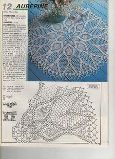 Kira scheme crochet: Scheme crochet no. Filet Crochet, Crochet Doily Diagram, Crochet Square Patterns, Crochet Chart, Thread Crochet, Irish Crochet, Crochet Motif, Crochet Home, Love Crochet