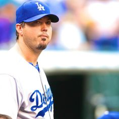 Josh Beckett 's latest bout with injury issues will be his last. The Los Angeles Dodgers pitcher announced his retirement after 14 MLB seasons Tuesday, not long after the St. Louis Cardinals completed a series victory in their NLDS matchup. Josh Beckett, Los Angeles Dodgers, The St, Cardinals, St Louis, Victorious, Retirement, Tuesday, Career