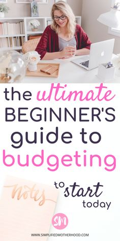 How to set up a family budget and stop living paycheck to paycheck! I love this beginner's guide to budgeting! If you want to get started budgeting, this post will lay out a step by step guide for how to…Read More→