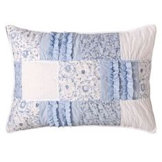 Simply Shabby Chic® Bohemian Patchwork Quilted Sham - Standard