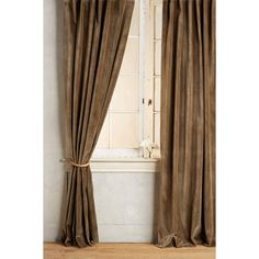 Anthropologieu0027s New Arrivals: Velvet Curtains   Topista