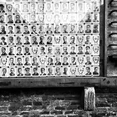 Memorial for the victims of #Nazi extermination camps. Bologna Italy